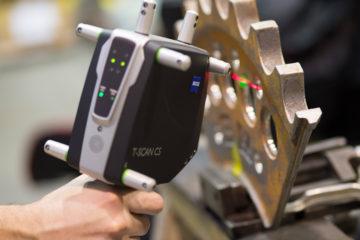 Sistemi di misurazione laser scanner 3d