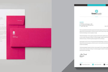 Comunica al meglio con la carta intestata DgPrinter