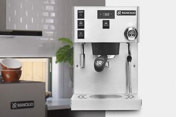 Een nieuwe testimonial voor de koffiemachine Rancilio Silvia Pro