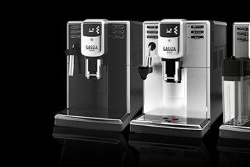 La nuova linea di macchine da caffè automatiche Gaggia Anima
